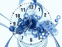 Time stream Stock Image