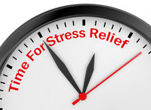 Time for stress relief Royalty Free Stock Photography