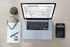Time for Taxes Planning Money Financial Accounting Taxation Busi. Nessman Tax Economy Refund Money Stock Photos