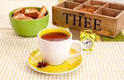 Time for tea Royalty Free Stock Photos