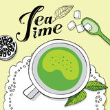 Time for tea Stock Images
