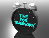 Time for TeamWork Stock Images