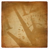 Time theme abstract background stock illustration