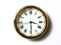 Time, Three Thirty Stock Image