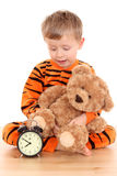 Time to bed Royalty Free Stock Images