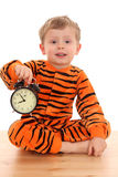 Time to bed Royalty Free Stock Image