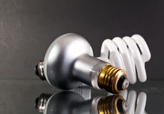 Time to Change Those Light Bulbs Stock Images