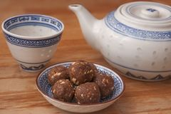 Time to delicacy. It is image of special time of delicy, delicious sweet, natural,raw biscuit Stock Photo