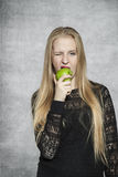 Time to eat fruit Stock Images
