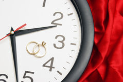 Time to Get Married Royalty Free Stock Image