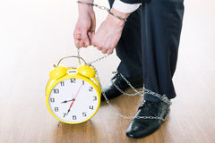 Time to go to work Stock Photo