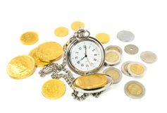 Time to invest concept royalty free stock photo