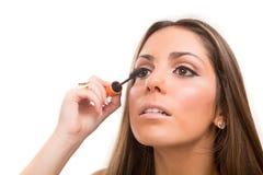 Time to makeup Stock Photo