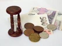 Time to money Stock Photos