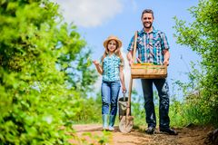 It is time to plant prepare beds and care for lawn. Pick out flats favorite plants. Garden works. Spring garden. Spring. Gardening checklist. Father and stock photography