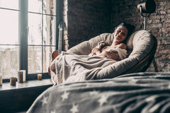 Time to rest. Royalty Free Stock Photography