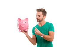Time to save for retirement ! Stock Images