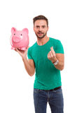Time to save for retirement ! Stock Photo