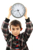 Time to school concept Royalty Free Stock Image