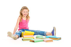 Time to school Stock Images
