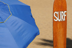 Time to Surf Royalty Free Stock Images