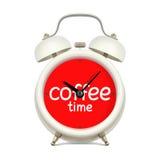 Time to take a coffee-break Royalty Free Stock Image