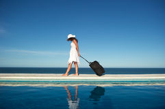 Time to travel Stock Photography