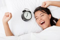 Time to wake up Royalty Free Stock Image