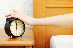 Time to wake up. Royalty Free Stock Images