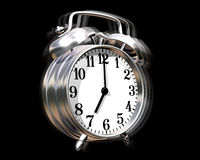 Time to wake up stock illustration