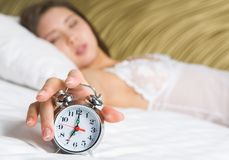 Time to wake up Royalty Free Stock Photos