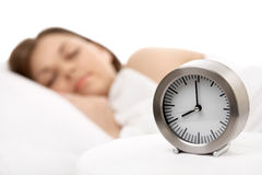 It is time to wake up! Stock Image