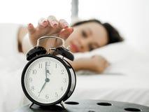 Time to wakeup Royalty Free Stock Photo