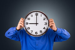 Time to Work Royalty Free Stock Photography