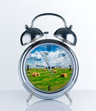 Time travel Royalty Free Stock Photos