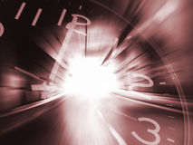 Time travel background Stock Photos