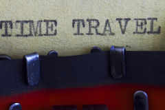 Time Travel Stock Photos