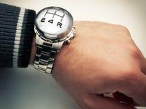 Time traveler Stock Photo