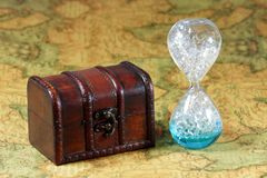 Time is treasure Royalty Free Stock Images