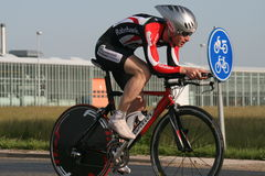 Time trial Stock Photos
