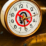 Time turn Royalty Free Stock Image