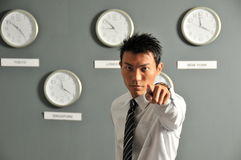 Time is Urgent 2! Stock Photos
