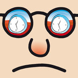 Time (vector) Stock Images