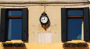 Time in venice Royalty Free Stock Photo