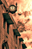 Time waits for no man. Time will not wait for anyone, procrastinate no more Royalty Free Stock Photo