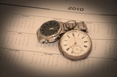 Time Waits for Nobody Royalty Free Stock Photography