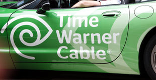 Time Warner Royalty Free Stock Photo