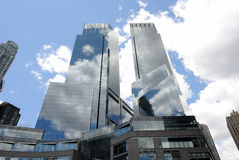 Time Warner Building Stock Photography