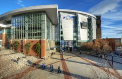 Time Warner Cable Arena Stock Photos