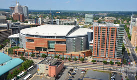 Time Warner Cable Arena Stock Image
